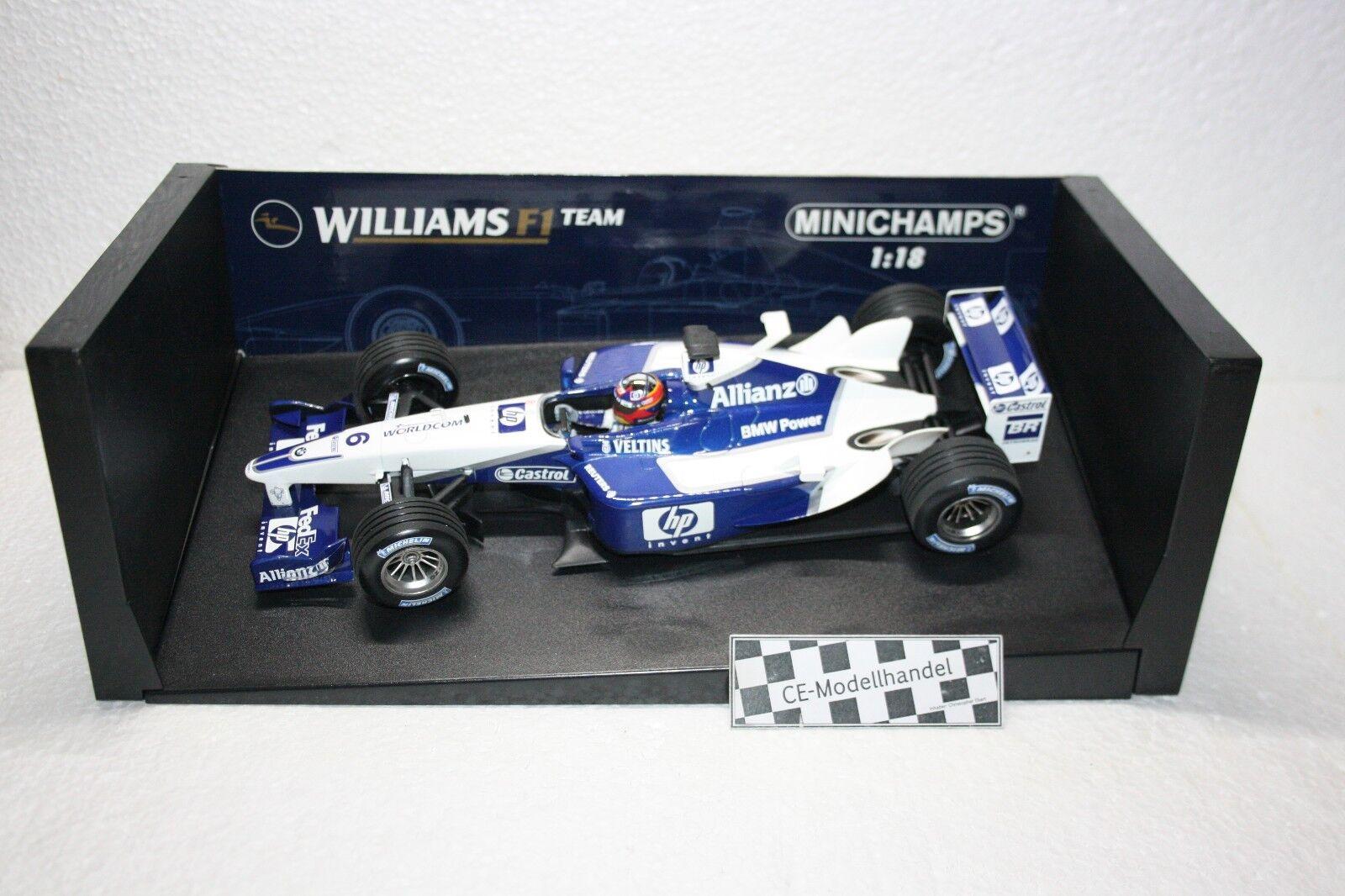 Williams F1 FW24 # 6 Montoya