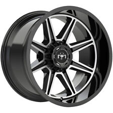 New Listing4 Motiv Offroad 428mb 20x10 8x170 12mm Blackmachined Wheels Rims 20 Inch