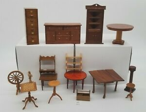 Thriftchi Artisan George Hoffman W Stout Rg Doll House Furniture Others Ebay