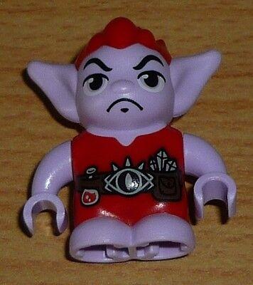 LEGO Elves Figur Minifig Elfen Zwerg Kobold Goblin Troll Gnom 41186 Guxlin