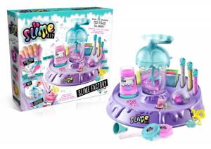 Slime Factory Kreativset Playset Selber Machen Glitter Glue Toy Kinder Werkstatt