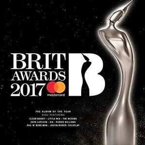 Various-Artists-Brit-Awards-2017-Various-New-CD-UK-Import