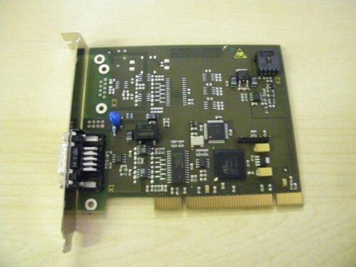 Siemens cib d32-66 PCI mapa 07733400 Rev 04