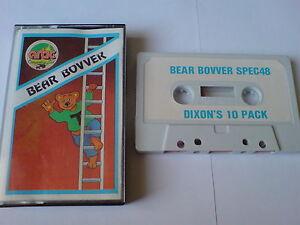 Bear Bovver-artic-zx Spectrum 48k-afficher Le Titre D'origine Jouir D'Une RéPutation éLevéE Chez Soi Et à L'éTranger
