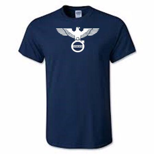 volvo eagle trucker lorry driver t shirt