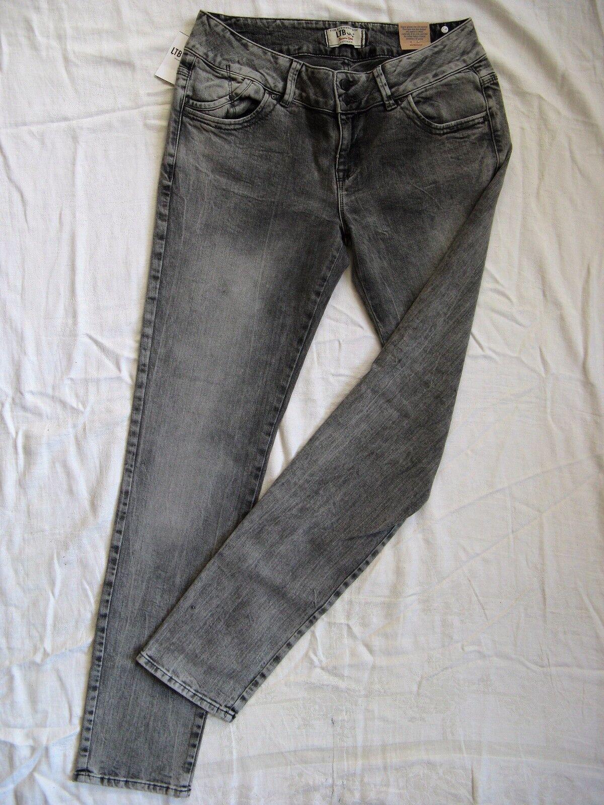 LTB Molly Damen Jeans Denim Denim Denim W32 L34 Stretch Röhre low waist super slim fit tube | Kostengünstig  9b325b