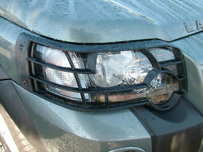 LAND ROVER FREELANDER 1 FACELIFT FRONT LIGHT HEADLIGHT GUARD SET 2004/> VUB501390
