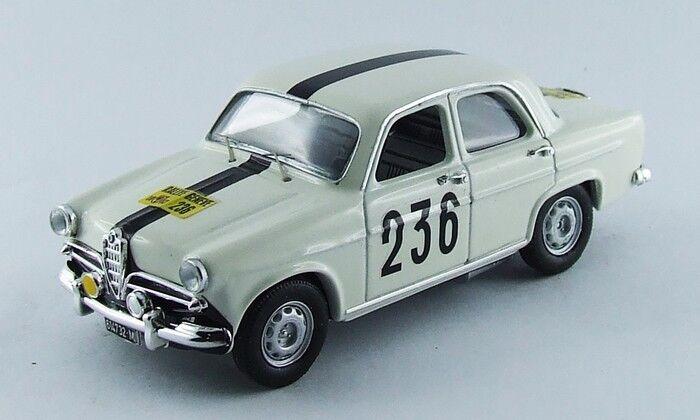 Rio 4413 - Alfa Romeo Guiletta T.I.  236 rallye de Genève - 1963   1 43