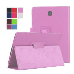 Leather-Folio-Case-Stand-Cover-For-Samsung-Galaxy-Tab-A-8-0-T350-8-Inch-Tablet