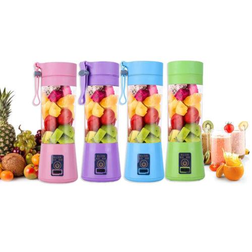 Facile Blender Rechargeable USB Centrifugeuse Fruits Mélange Machine pour Voyage Portable