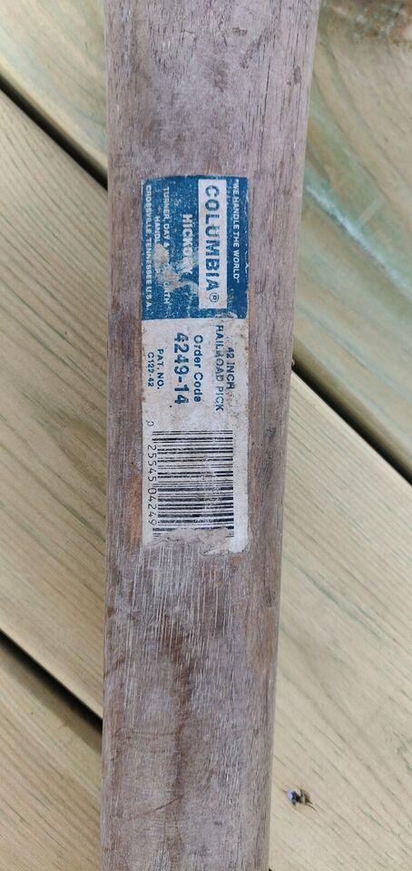 Andet håndværktøj, Columbia Hickory
