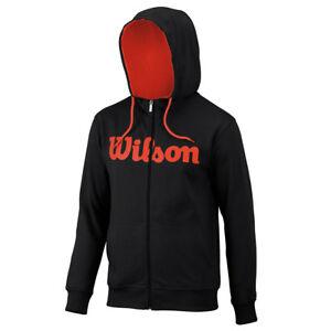97512258524 Fuzzy Hoodie S Noir Taille WilsonWra758901sm Lq35AcjR4