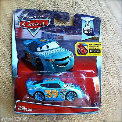 Disney Pixar Cars Ryan Shields View Zeen No 39 Diecast 2015 Piston