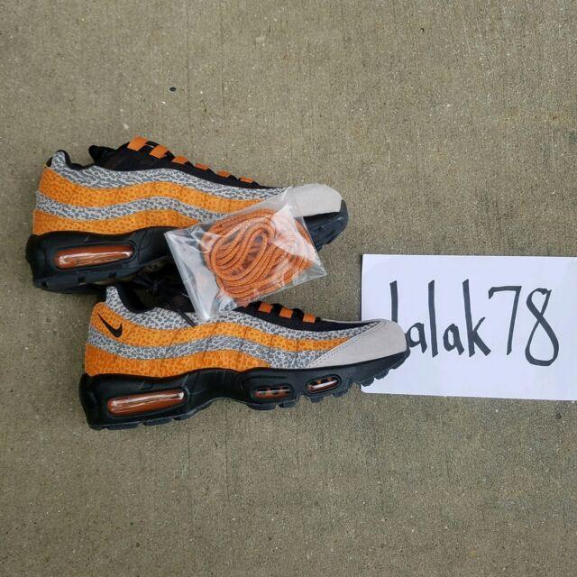 Nike Air Max 95 'UK Safari' US Size 8 What the Safari