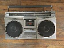 SANYO  M 9935K  RADIO/CASSETTE  VINTAGE BOOMBOX.