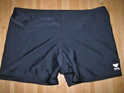 Black 32 TYR Square Leg Men/'s Swimsuit