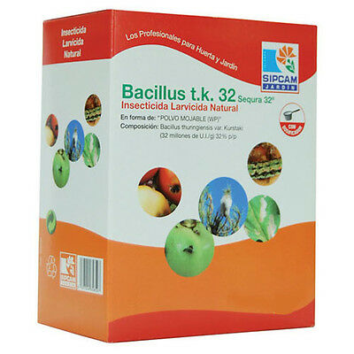 Natural larvicide Sipcam Biological Insecticide Bacillus / Sequra 32 (10g)
