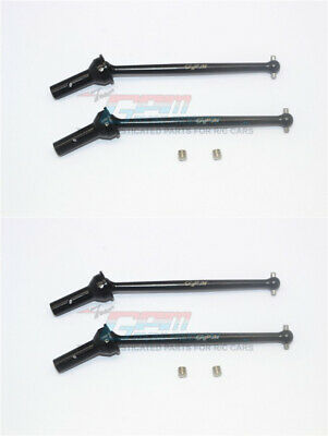 GPM MAY095 HD STEEL FRONT// REAR CVD DRIVE SHAFT ARRMA INFACTION LIMITLESS