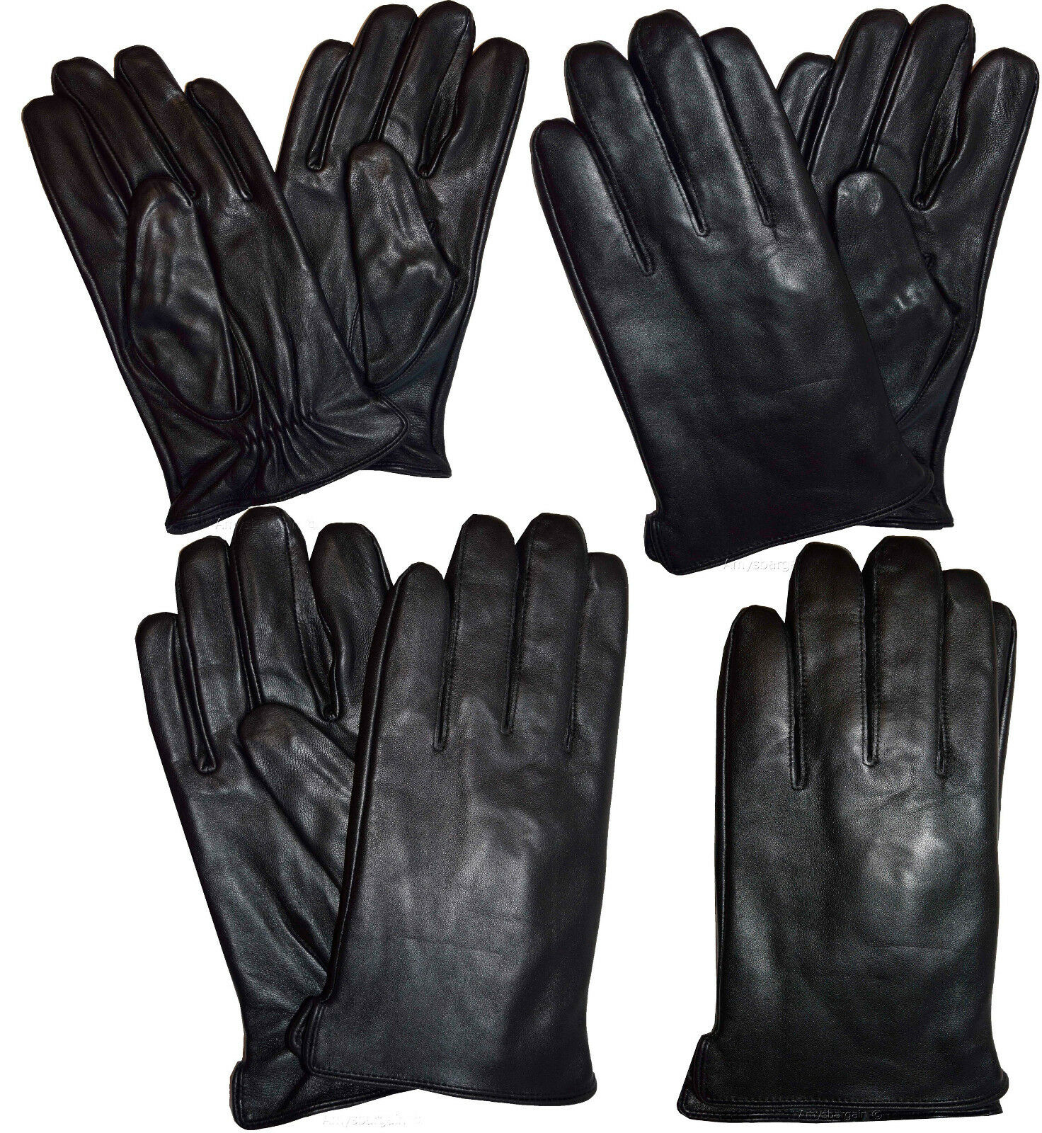 Mens leather gloves xl - Men S Leather Gloves Size Xl Dress Gloves Winter Gloves Warm Winter