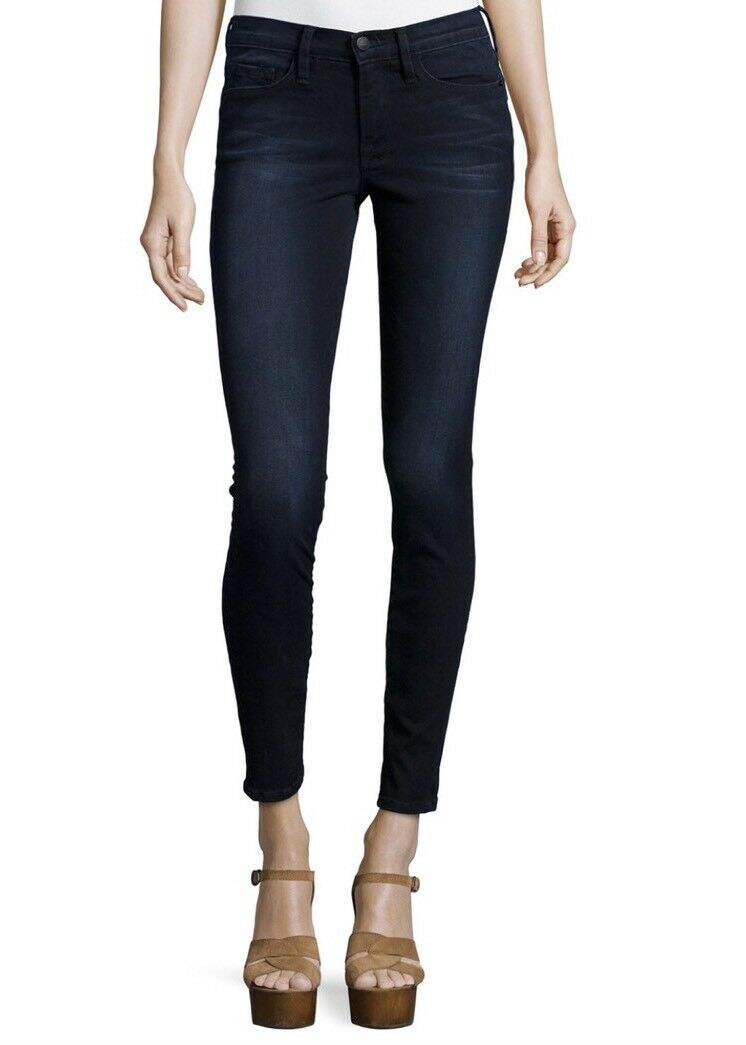 FRAME Le Skinny de Jeanne Jeans Sz 27 Manor Avenue