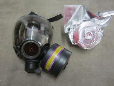 Msa Millennium Cbrn 40mm Gas Mask With Outsert Medium