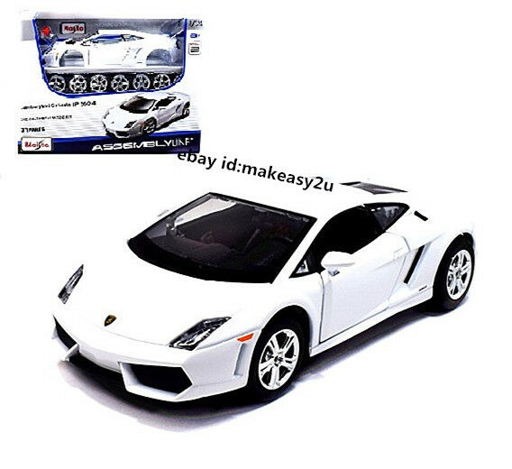 Maisto 1 24 Lamborghini Gallardo Lp560 4 Diecast Body Model Car Kit