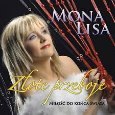 = MONA LISA - Milosc Do Konca Swiata / zlote przeboje /TVS CD silesia ,slaskie
