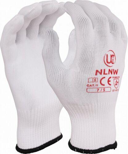 10 x UCI nlnw faible linting Respirant sans Couture Ajustement Confortable Doux Gants