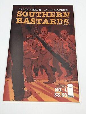 Southern Bastards #1 DCBS Exclusive Variant Jason Aaron Latour Alabama Comics