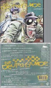CD-BLUEKILLA-DIE-DEUTSCHSTUNDE-LEKTION