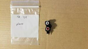 Carver-HR-732-receiver-phono-connectors-rca-jacks