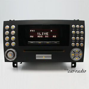 Original-Mercedes-Audio-20-CD-MF2780-R171-Autoradio-W171-SLK-Klasse-RDS-2-DIN