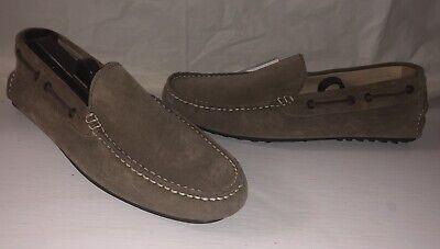 Ecco Men's Mocassin Loafers Slip-On