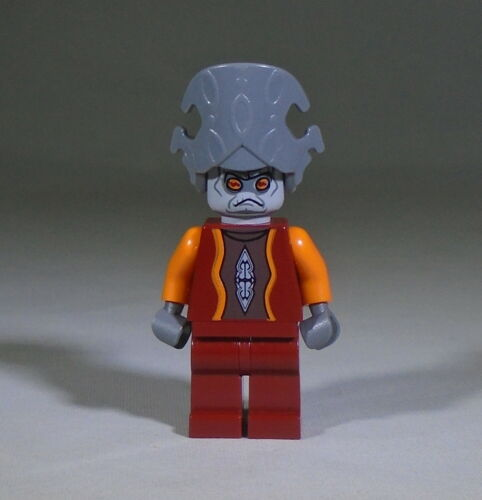 Neimoidian Nute Gunray used LEGO Star Clone Wars Minifig
