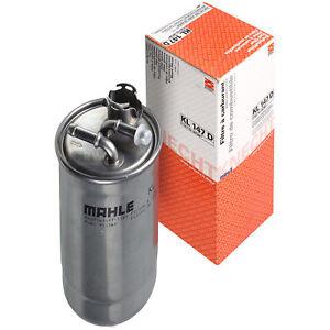 Original-mahle-Knecht-Filtro-de-combustible-KL-147d-fuel-filter