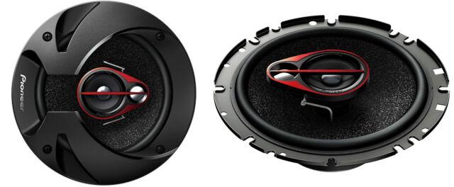 PIONEER TS-R1750S 17cm 3-Wege-Koaxial-Lautsprecher-Paar Neuware sofort lieferbar
