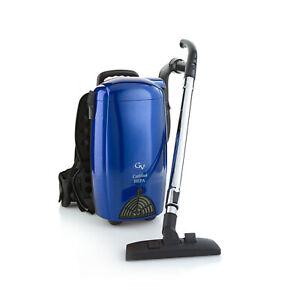 GV 8 Quart Powerful HEPA Backpack Vacuum Cleaner & Blower Certified Refurbished