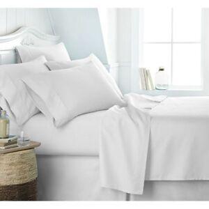 HIGHEST QUALITY BEDDING~ITEM Egyptian Cotton 800 TC USA Sizes White Solid