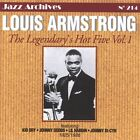 CD NEUF scellé - LOUIS ARMSTRONG - THE LEGENDARY'S HOT FIVE VOL 1- 1925/26 -C46