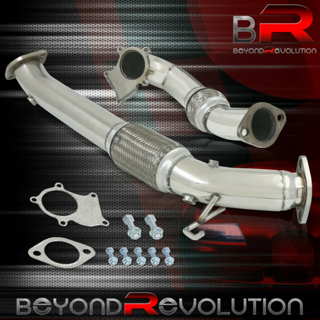 For 2002-2006 Acura RSX DC5 K20A2 Stainless Racing Exhaust