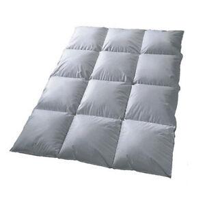 extra warme winter daunendecke 100 canadische landdaunen 155x220 w rmegrad 5 ebay. Black Bedroom Furniture Sets. Home Design Ideas