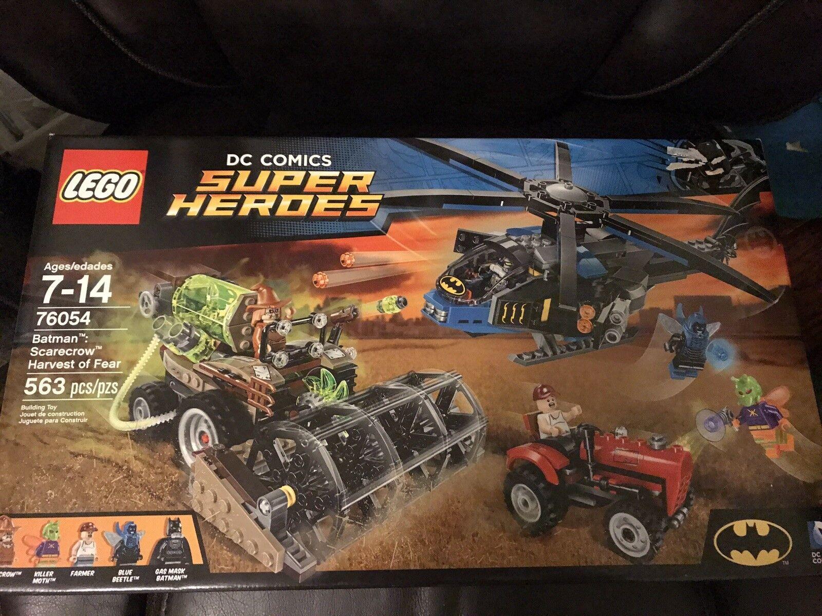 2016 LEGO BATMAN SCARECROW SCARECROW SCARECROW HARVEST SET MARVEL HERO NEW XMAS RETIRED  8bc8c3