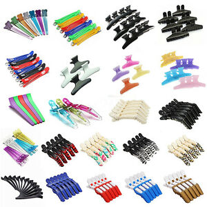 Clips-Pince-A-Cheveux-Clamp-Papillon-Crocodile-Crabe-Selection-Coiffure-Salon