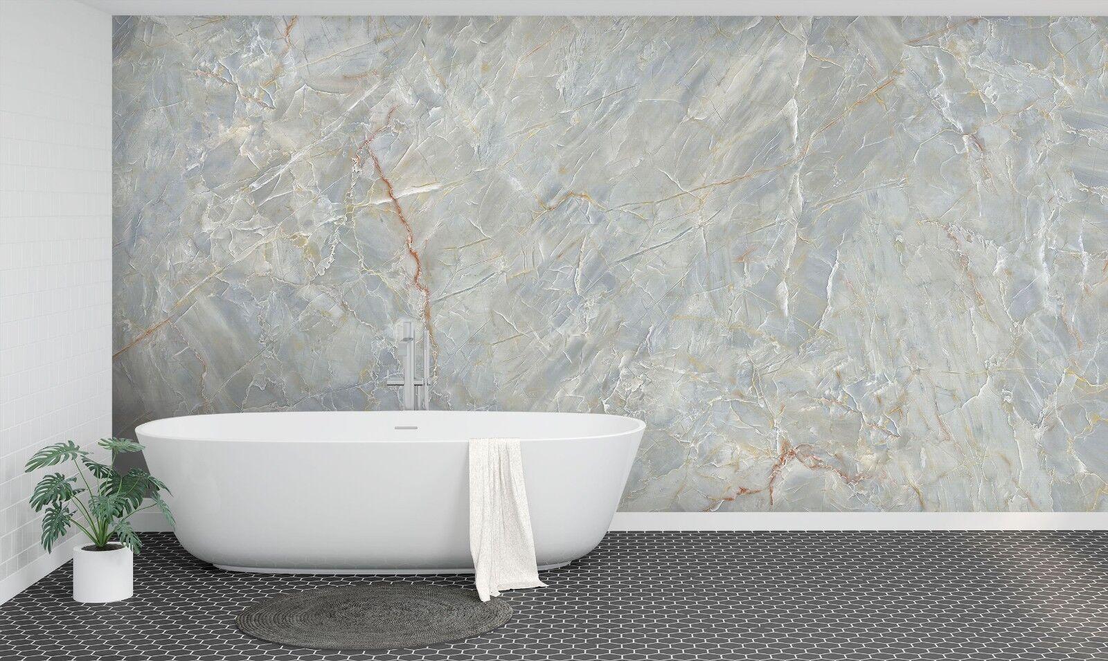 3D Jade Fragmentation 411 Texture Tiles Marble Wall Paper Decal Wallpaper Mural