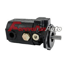 Hydraulic Two 2 Stage Gear Pump 22 Gpm Logsplitter Hi Lo Fits Haldex 1300488
