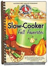 Seasonal Cookbook Collection: Slow-Cooker Fall Favorites by Gooseberry Patch