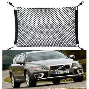 4 Hook Car Trunk Cargo Luggage Net Holder net hold fit for VOLVO XC70