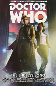 Details About Doctor Who Graphic Novel The Endless Song Sale For Bedford Foodbank Charity