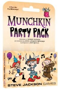 Munchkin-Party-Pack-30-Card-Game-Expansion-Steve-Jackson-Games-SJG-1572