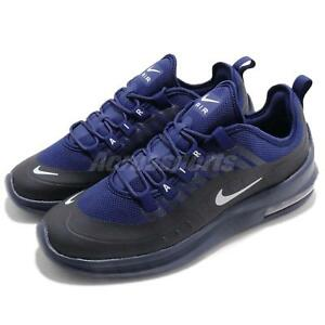 watch 48f76 702af Image is loading Nike-Air-Max-Axis-Deep-Royal-Blue-White-